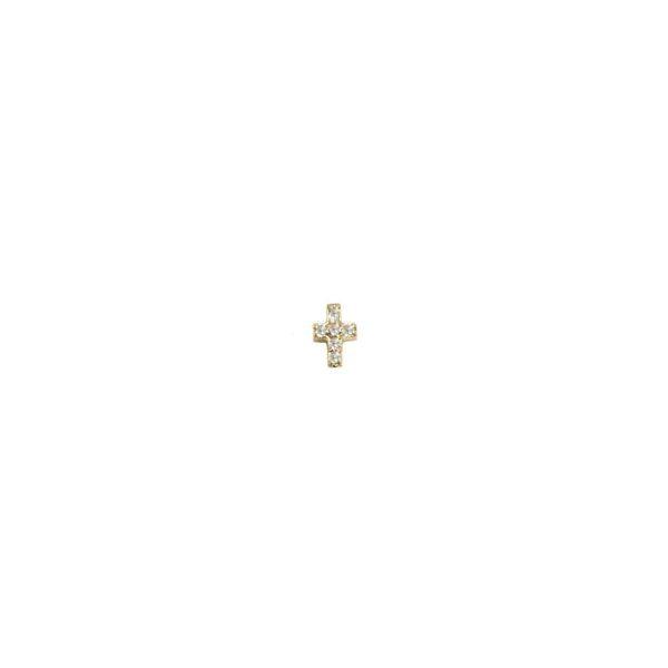 Feidt Paris - BO-Petite croix pavée-CR104-FEIDTPARIS