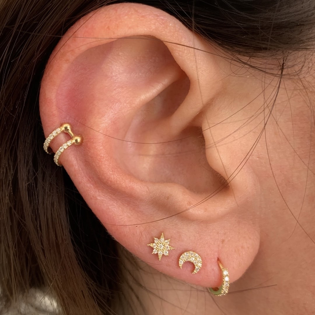 Feidt Paris - Boucles d'oreilles